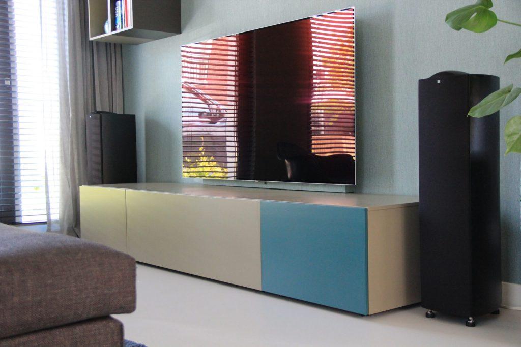 Riender interieurstudio - Lema Mobili - Wandkast - systeem - modulair