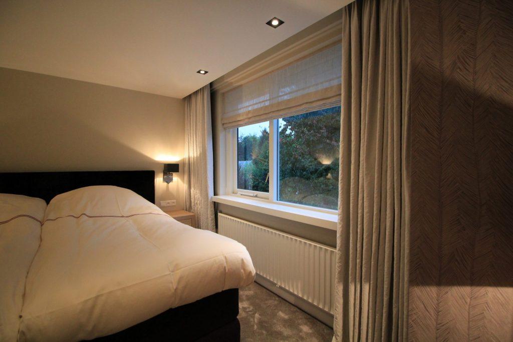 Riender interieurstudio - Slaapkamer - inrichting - ontwerp